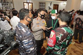 HMI Sukses Gelar Kongres Ke XXXI di Surabaya Dan Mengucapkan Terimakasih Pada Forkopimda Jawa Timur