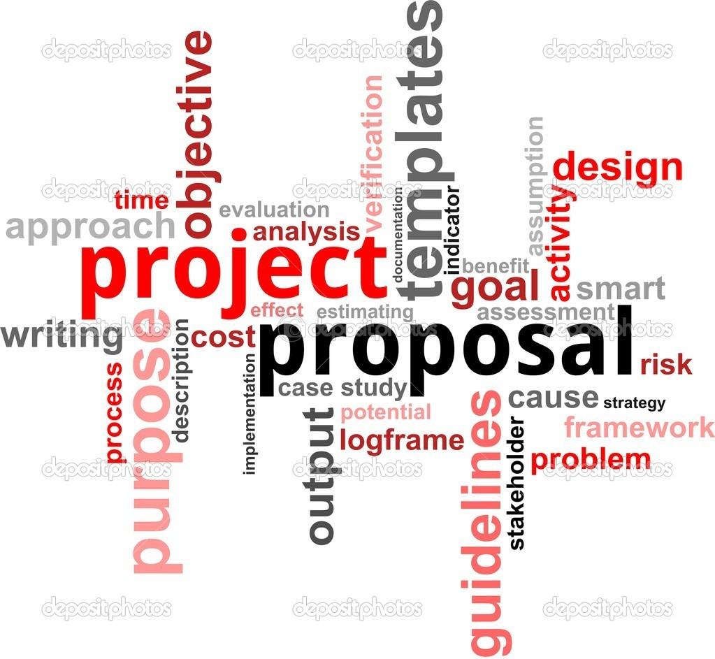 Custom research proposals