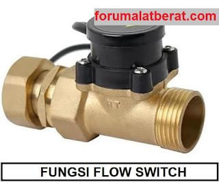 fungsi flow switch