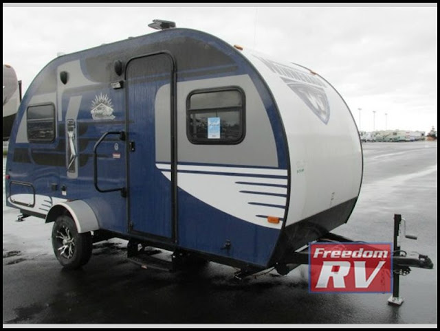 Travel Trailers Under 3000 Lbs