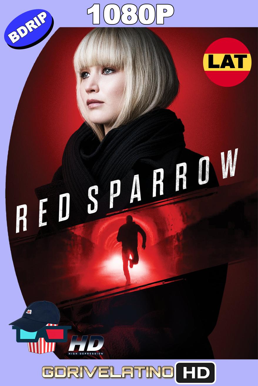 Operación Red Sparrow (2018) BDRip 1080p Latino-Ingles MKV