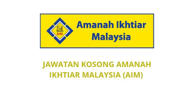Jawatan Kosong Amanah Ikhtiar Malaysia 2019