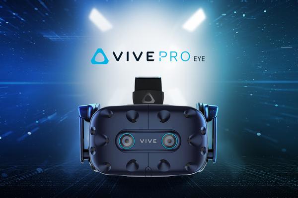 CES 2019: HTC announces VIVE Pro Eye