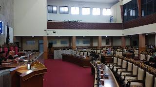 Rapat Paripurna DPRD Kabupaten Cirebon Sampaikan Pokir 2020
