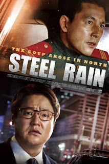 Steel Rain Dublado Online