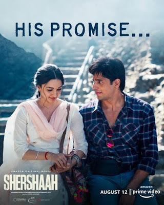 shershaah movie actor