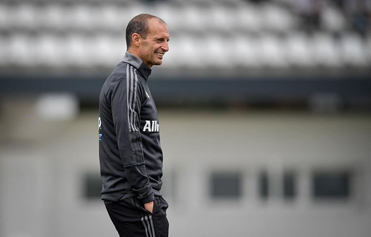 """Allegri: """"Siguran sam da ćemo biti spremni protiv Udinesea"""""""
