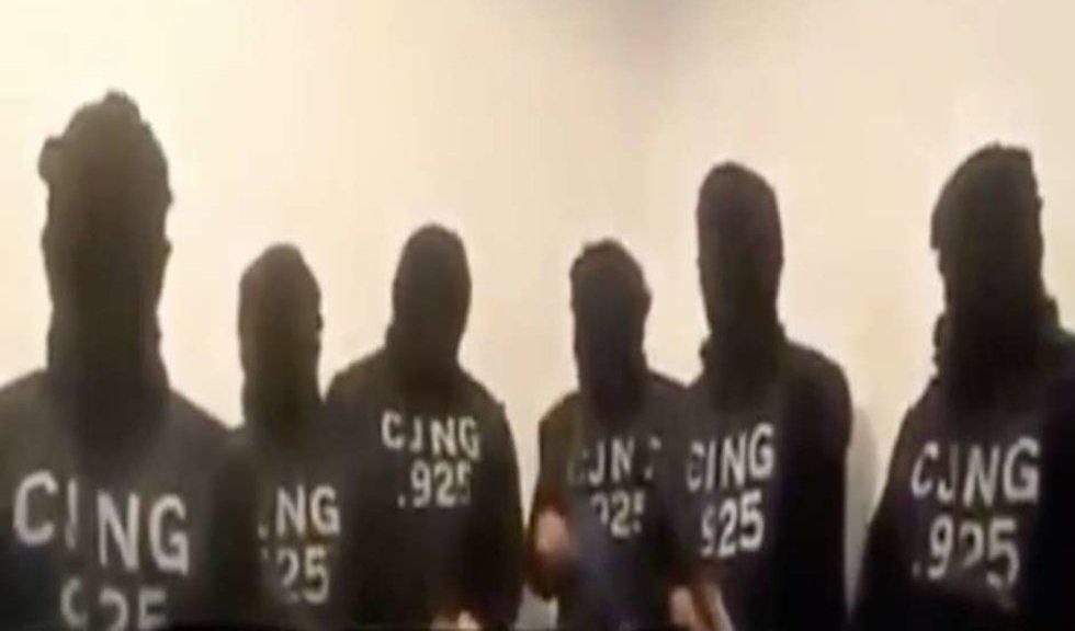 """""""Vengo bajo las ordenes del señor Mencho y El Pantera"""", """"Comandante 07"""" del """"Grupo 925"""" del CJNG anuncia su llegada a Taxco"""