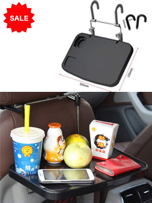 Top 3 Best Food Tray for Car | Best Foldable Car Tray