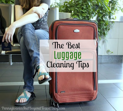 The Best Luggage Cleaning Tips