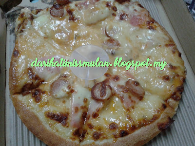 Aloha Chicken From Pizza Hut, Pizza, Restoran Pizza Hut, Pizza Hut Delivery, Makanan Kegemaranku, Order Pizza Secara Online, Island Tuna Pizza, KFC Delivery, McDelivery, Fast Food,