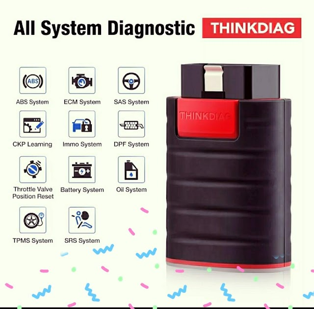 ThinkDiag all system diagnosis obd2