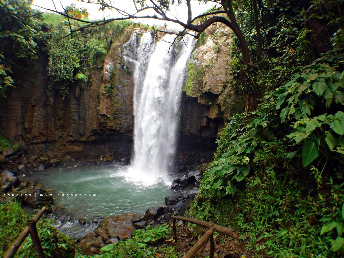 Ranao Pilayan Falls in Upi