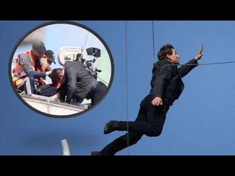 Accidente de Tom Cruise - Mission: Impossible 6