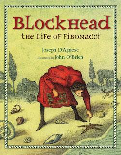 cover art for Blockhead: The Life of Fibonacci