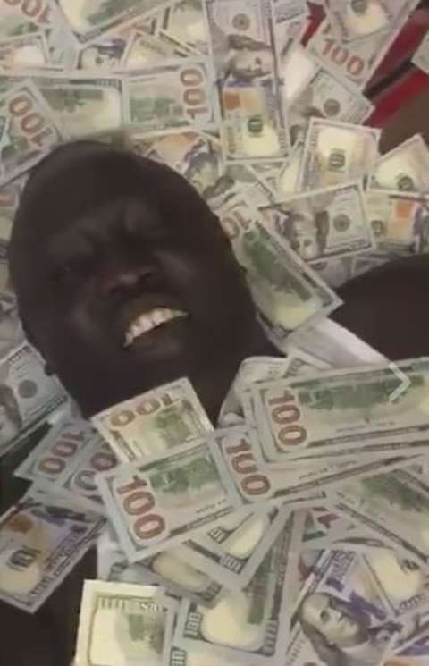 Video: South Sudan's 'Young Tycoon': I'm like Donald Trump