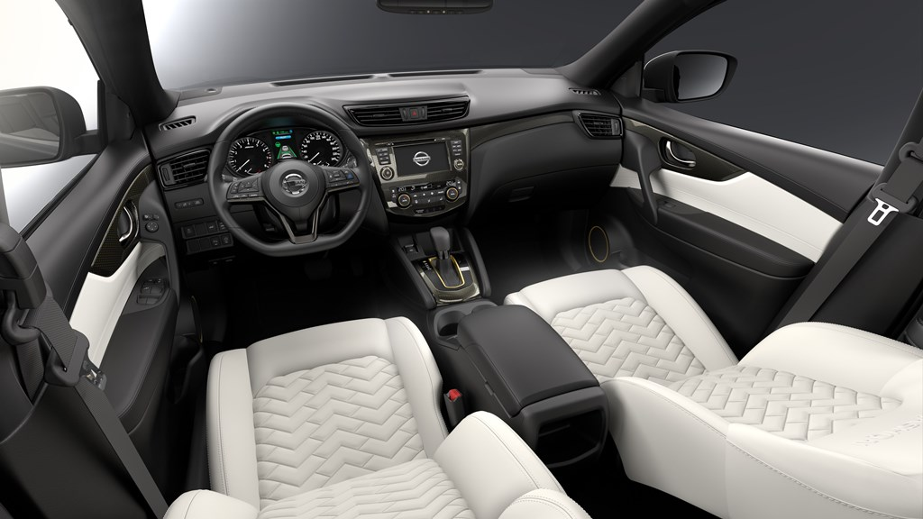 142848 1 5 rs H Nissan θα παρουσιάσει στο Σαλόνι της Γενεύης το QASHQAI και X-TRAIL σε πολυτελείς εκδόσεις
