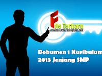 Dokumen 1 Kurikulum 2013 Jenjang SMP
