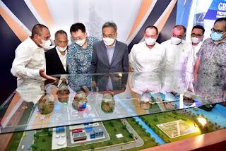 Pembangunan PLTGU 1.600 MW di Kabupaten Batubara Dimulai, Diutamakan untuk Menyuplai Energi Listrik Industri