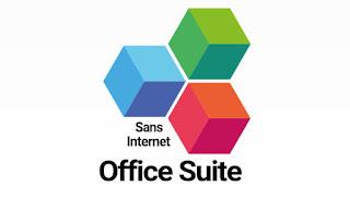 Office Suite sans Internet النسخة التي تعمل بدون انترنت
