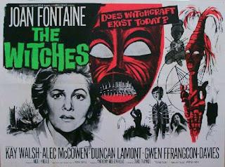Poster de Las Brujas 1966