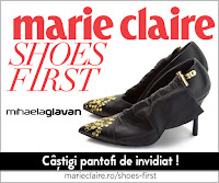 Castiga o pereche de pantofi Mihaela Glavan