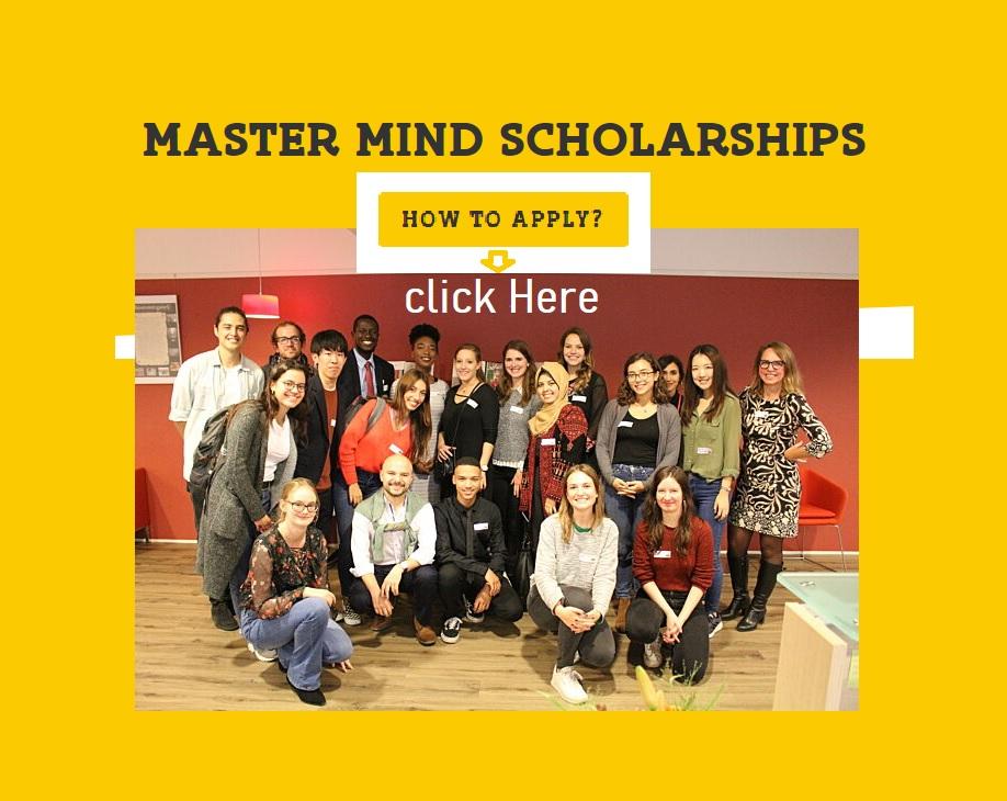 Master Mind Scholarships