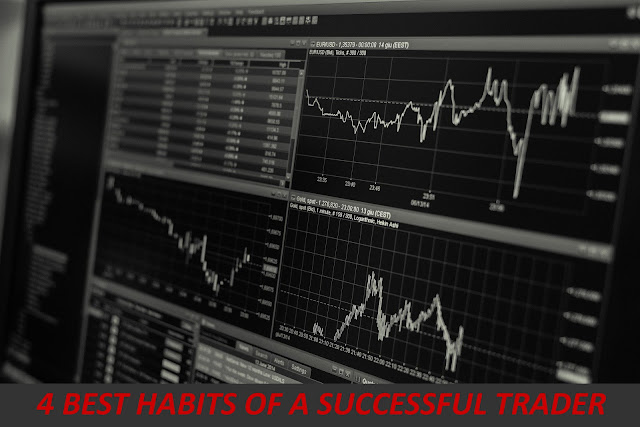 Top 4 daily habits that a trader should implement to become successful