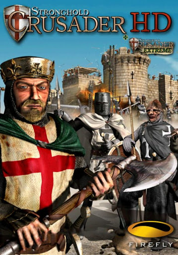 GAME LEGEND STRONGHOLD CRUSADER