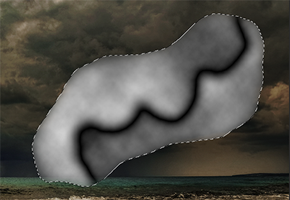 Cara Membuat Kilat Petir Dengan Photoshop