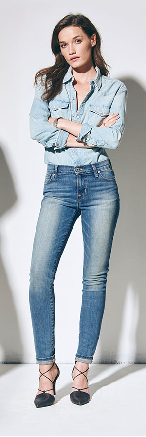 Women's Premium Denim
