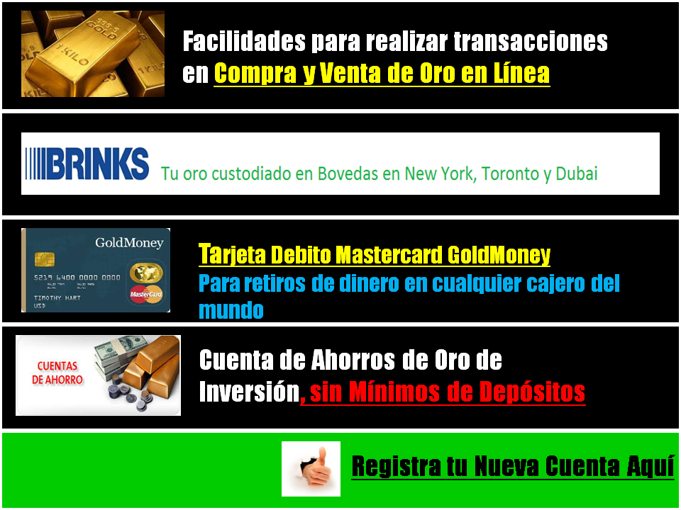 como usar gold money español
