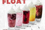Promo Menu Baru KFC Float Series Harga Mulai Rp 9.091