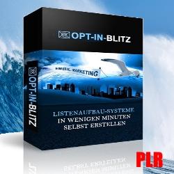 OptInBlitz MRR / PLR kaufen