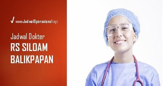 Jadwal Dokter RS Siloam Balikpapan