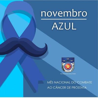 9º BPM realiza ação de prevenção ao câncer de próstata em Delmiro Gouveia