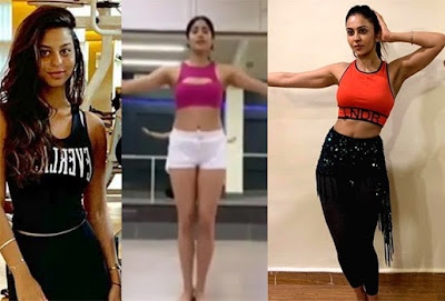 Heroines-Crazy-About-Belly-Dance-Andhra-Talkies