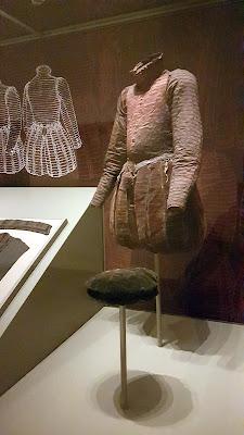 attire of don garzia from the fashion museum in the palazzo pitti