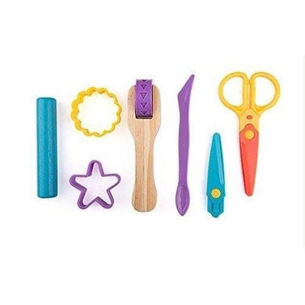 modeling dough tool set