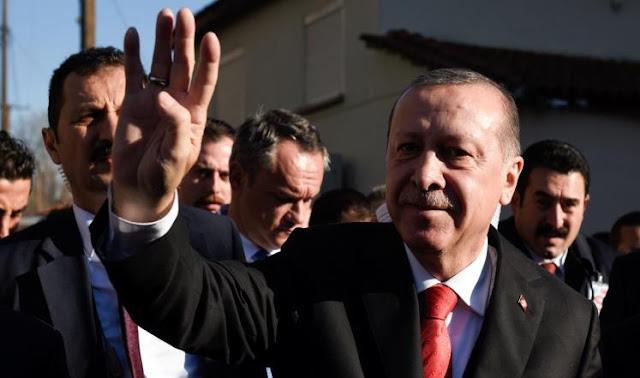 Percobaan Pembunuhan Yang Gagal Terhadap Erdogan di Yunani