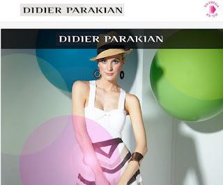 Ropa para mujer de Didier Parakian más barata