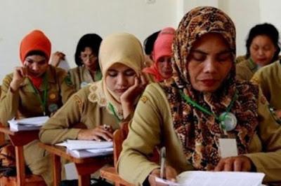 Kemendikbud Butuh 2.500 Guru Tetap dan Honorer