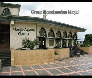 Jadilah Ahli Dalam Memakmurkan Masjid
