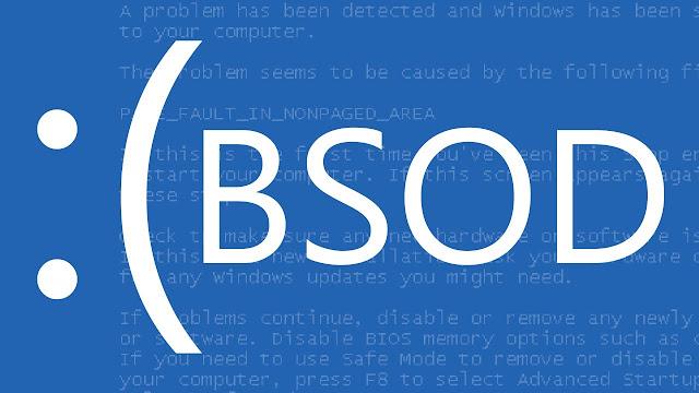 كل ما تحتاج معرفته حول الشاشة الزرقاء و كيفية التخلص منها !