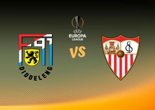 F91 Dudelange vs Sevilla  Resumen