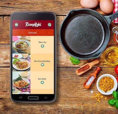 ResepKoki : Cara Mudah Mencari Resep Masakan Indonesia