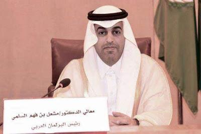 رئيس البرلمان العربي يدين قيام ميليشيا الحوثي الانقلابية باختطاف مديرات مدارس في  صنعاء، ويطالب الأمم المتحدة بالتحرك الفوري والعاجل لإطلاق سراحهن