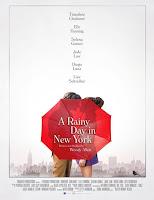 Un día lluvioso en Nueva York