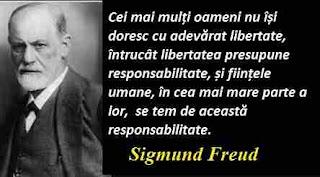 Maxima zilei: 6 mai - Sigmund Freud