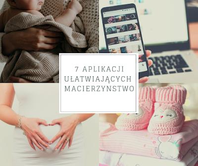 7 aplikacji ułatwiających macierzyństwo i wychowywanie dzieci